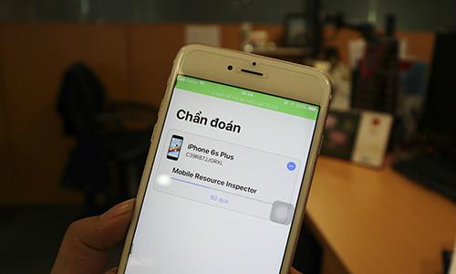 Kiểm tra tình trạng pin iPhone tại nhà thế nào
