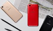 Oppo F5 RAM 4GB thêm bản màu đỏ