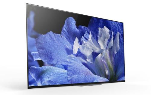 TV OLED mới của Sony quay về kiểu dáng chân đế truyền thống.