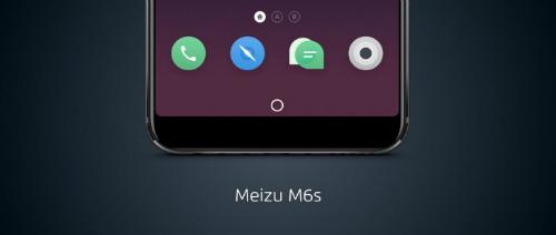 Meizu ra smartphone đặt cảm biến vân tay ở cạnh viền - 1