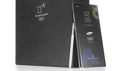 Galaxy Note 8 ra phiên bản Thế vận hội mùa đông
