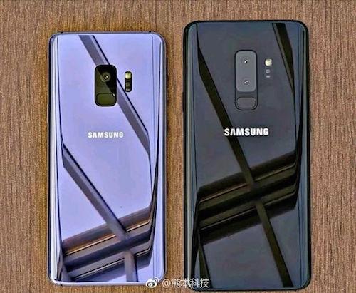 Bộ đôi Galaxy S9 không có thay đổi về thiết kế nhưng nâng cấp mạnh về camera.