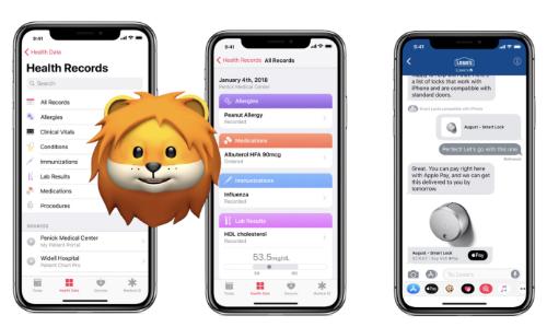 iOS 11.3 phiên bản beta 1 đã được Apple phát hành còn bản chính thức sẽ xuất hiện trong quý I/2018.