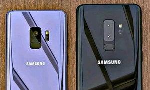 Video thực tế mô hình Galaxy S9 xuất hiện