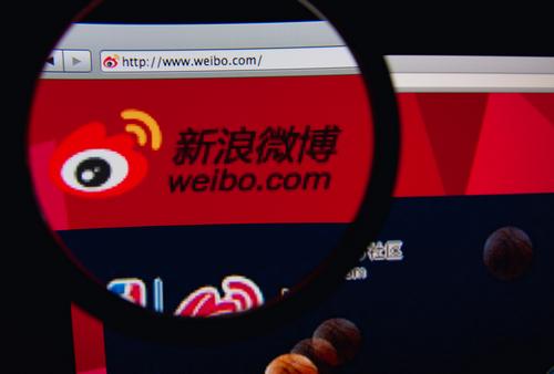 Cổng thông tin Sina Weibo bị đình chỉ mộttuần.
