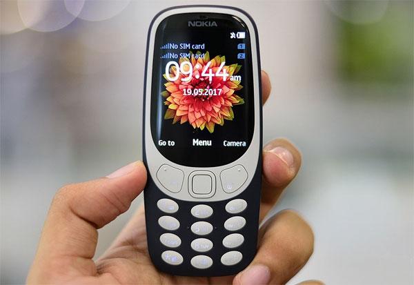 Nokia 3310 thêm bản 4G, hỗ trợ phát Wi-Fi