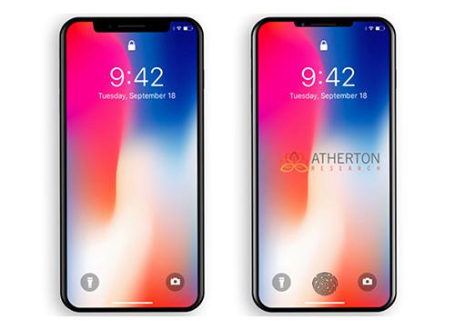 iPhone sẽ sớm đưa cảm biến vân tay trở lại dưới màn hình.
