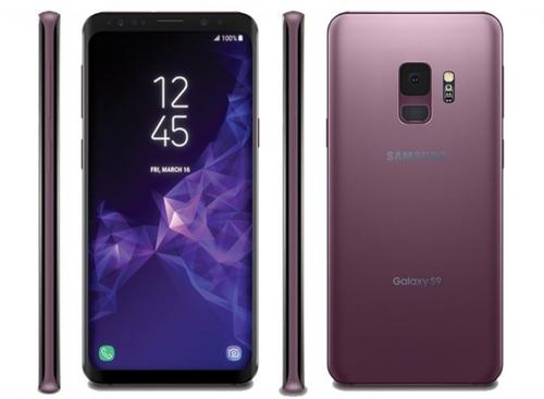 Galaxy S9Lilac Purple.
