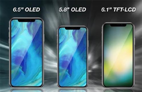 Theo chuyên gia tin đồn Ming-chi Kuo,  Apple có thể trình làng ba mẫu smartphone mới vào tháng 9 tới, trong đó, có một mẫu kế thừa iPhone 8 (tạm gọi là iPhone 9), iPhone X thế hệ tiếp theo (tạm gọi là iPhone Xs, Apple thường đưa hậu tố s sau các bản nâng cấp) và bản có màn hình lớn nhất (tạm gọi là iPhone Xs Plus). Tương tự iPhone 8, iPhone 9 được cho là hướng tới phân khúc thấp hơn, trong khi iPhone Xs sẽ có giá cao hơn.