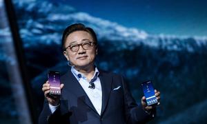 Galaxy S9 thể hiện quan điểm 'làm những thứ tốt nhất'