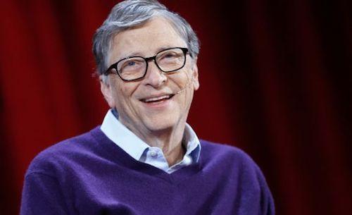 Nhà sáng lập Microsoft Bill Gates. Ảnh: Getty Images.