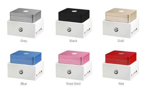 EGo gồm 6 màu sắc bắt mắt, hiện đại.