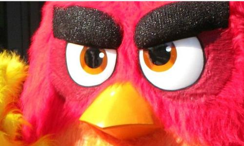 Nhà sản xuất game Angry Birds đóng cửa phòng thu tại Anh