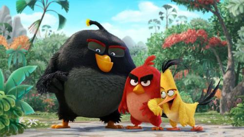 Bộ phim về Angry Birds là một thành công.