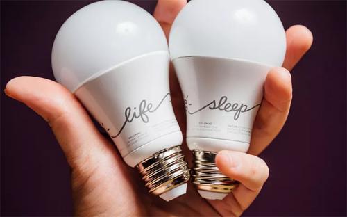 Đèn giúp ngủ ngon của GE Life.