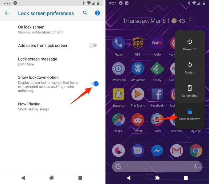 5 điểm mới trên Android P hấp dẫn người dùng