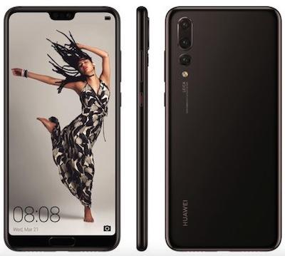 Huawei P20 Pro.