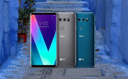 LG bán smartphone giá nghìn đô