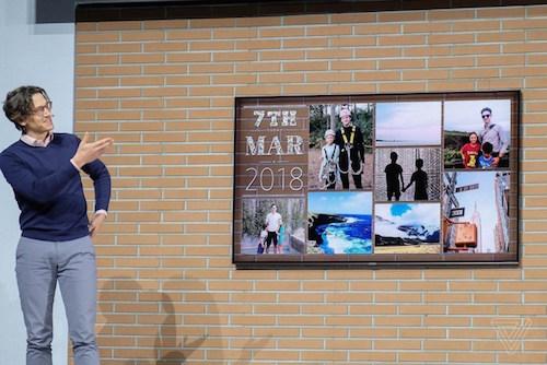 Chế độ Ambient Mode giúp tăng tính thẩm mỹ cho dòng TV QLED mới của Samsung.