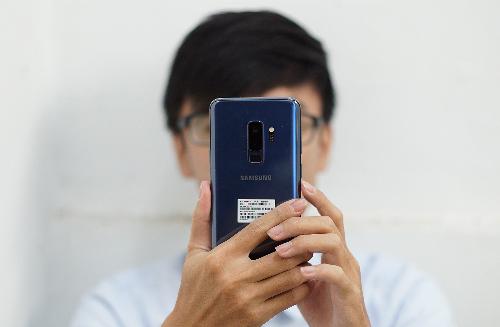 Galaxy S9+ phiên bản cao cấp nhất về Việt Nam