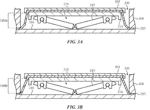 Apple đang tìm cách chống bụi cho bàn phím MacBook - 1