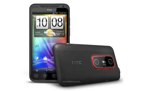 HTC EVO 3D/LG Thrill 4G