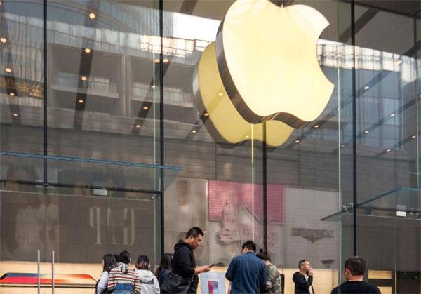 Danh tiếng của Apple giảm mạnh