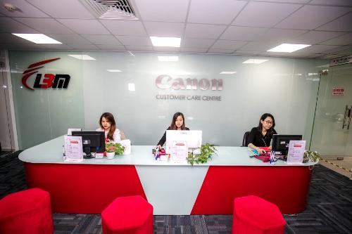 Đột nhập Trung tâm bảo hành triệu USD của Canon Việt Nam