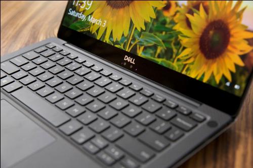 XPS 13 (2018) - ultrabook mạnh mẽ của Dell - 1