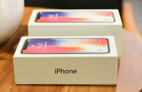iPhone X bản 2018 có giá rẻ hơn