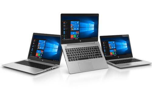 Dòng EliteBook 800 series G5 có 3 tùy chọn kích cỡ màn hình 13,3 inch, 14 inch và 15,6 inch