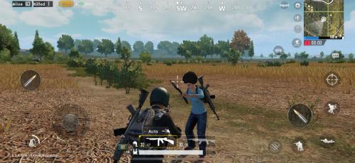 Ở cấp độ thấp, game thủ có thể sẽ đối đầu với máy trong game.