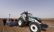 Máy nông nghiệp tự lái ở Trung Quốc