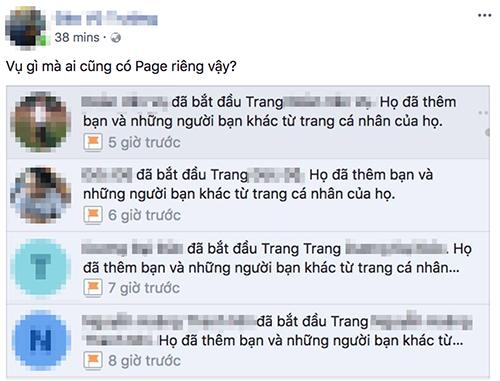 Người dùng Facebook than phiền vì bị thêm vào hàng loạt trang.