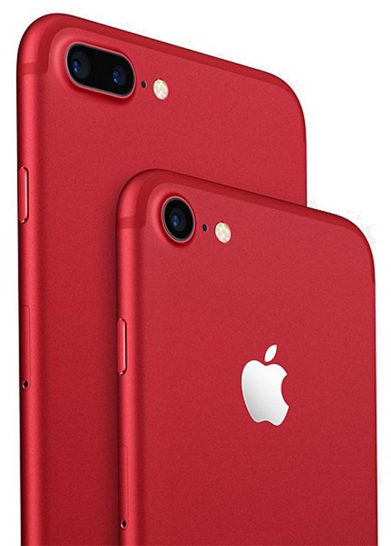 Apple ra iPhone 8 màu đỏ ngày 10/4