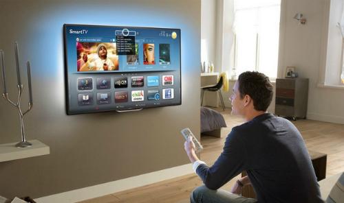 Người dùng đang xem TV hay bị chính TV theo dõi