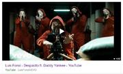 Video nhiều lượt xem nhất mọi thời đại trên YouTube bị hack