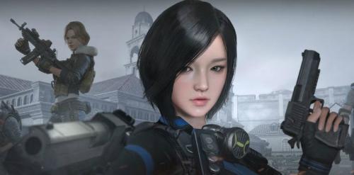 Hình ảnh các nữ nhân vật trong game Sudden Attack.