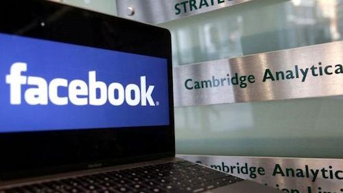Facebook hối hận vì đã tin lời khẳng định đã xoá dữ liệu của Cambridge Analytica. Ảnh: BBC