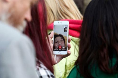 FaceTime là một trong những tính năng sử dụng sáng chế vi phạm.