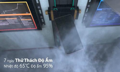 Oppo F7 được thử nghiệm đông đá, hâm nóng nhiều ngày - 1