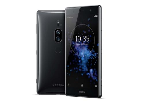 Xperia XZ2 Premium có phong cách thiết kế kiểu mới của Sony.
