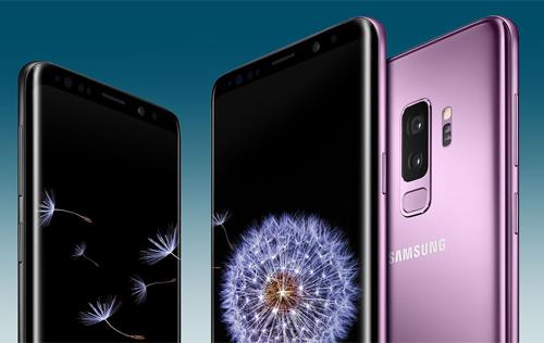 Galaxy S9 được đánh giá cao ở độ bền.