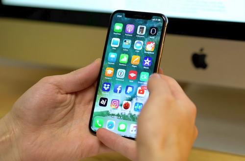 iPhone X có nhiều thay đổi nhưng không giúp doanh số iPhone tăng mạnh.