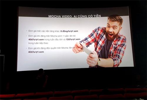 Moacha chấp nhận đầu tư cho các đơn vị làm nội dung video, trả phí lượt xem cao nhưng bài toàn về tạo cộng đồng lớn hứa hẹn nhiều khó khăn.