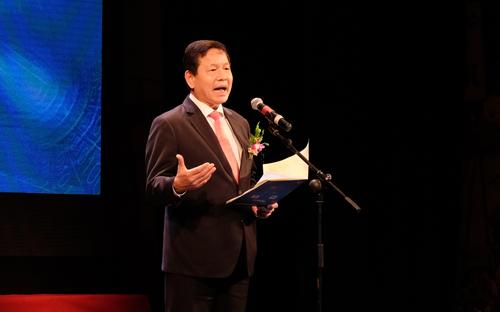 Ông Trương Gia Bình, Chủ tịch Vinasa, đánh giá cao các sản phẩm, dịch vụ ứng dụng công nghệ 4.0.