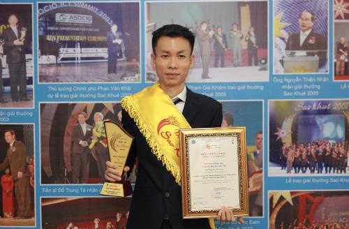 Ông Nguyễn Văn Thực  Chủ tịch HĐQT kiêm CTO.