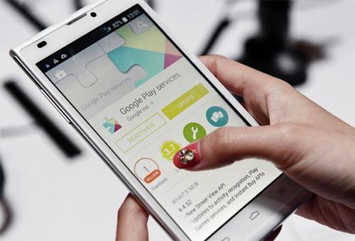 Hệ điều hành Android đang có hơn hai tỷ thiết bị cài đặt.