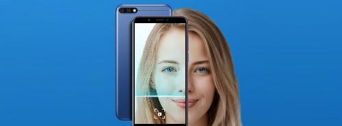 Tính năng Face Unlock không còn độc quyền trên các smartphone cao cấp, nay đã được trang bị trên các smartphone tầm trung như Honor 7C.
