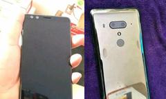 HTC U12+ lộ diện với 4 camera